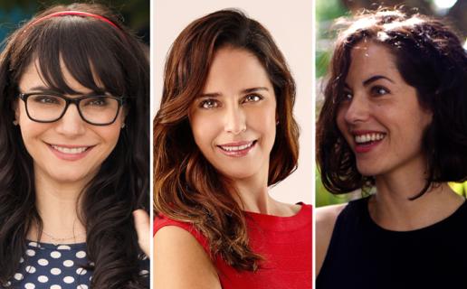 5 actrices mexicanas (e increÍbles) en sus treintas