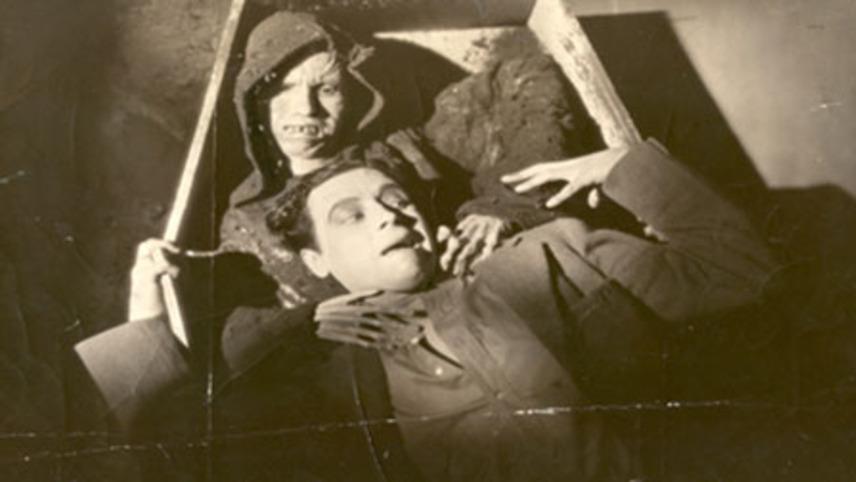El fantasma del convento (1934)