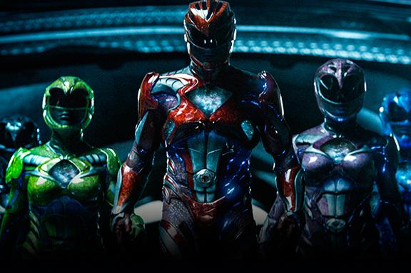 Segundo tráiler de Power Rangers