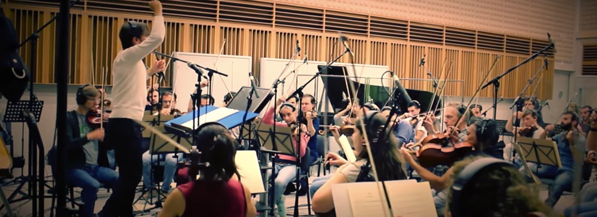 Soundtrack Purasangre