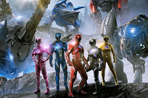 10 datos curiosos sobre los Power Rangers