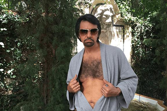 """""""Cómo ser un Latin Lover es para reír"""": Eugenio Derbez"""