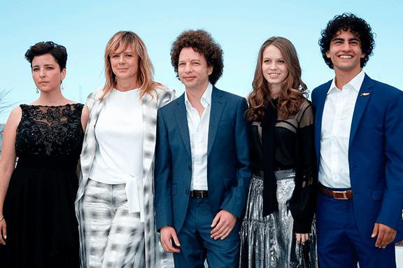 Las hijas de Abril triunfa en Cannes