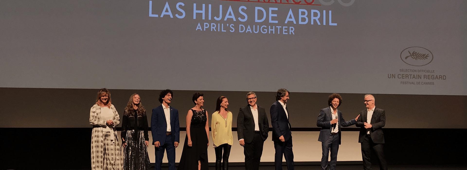 Las hijas de Abril gana Premio del Jurado en Cannes ...
