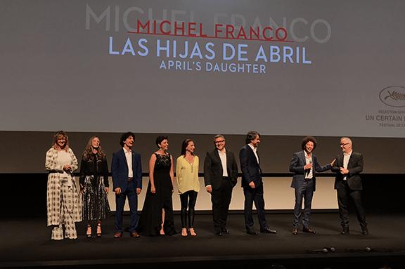 Las hijas de Abril gana Premio del Jurado en Cannes