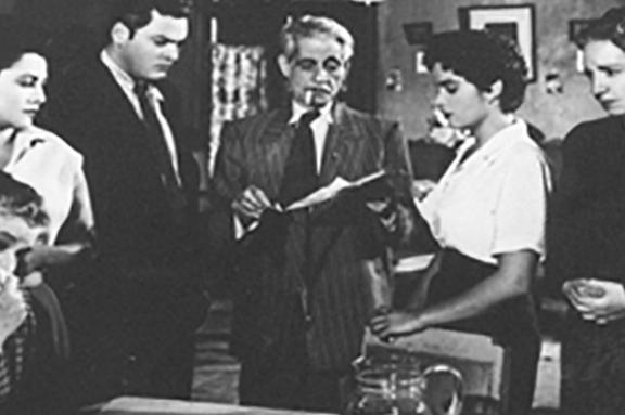 Homenaje a Alejandro Galindo en la UNAM