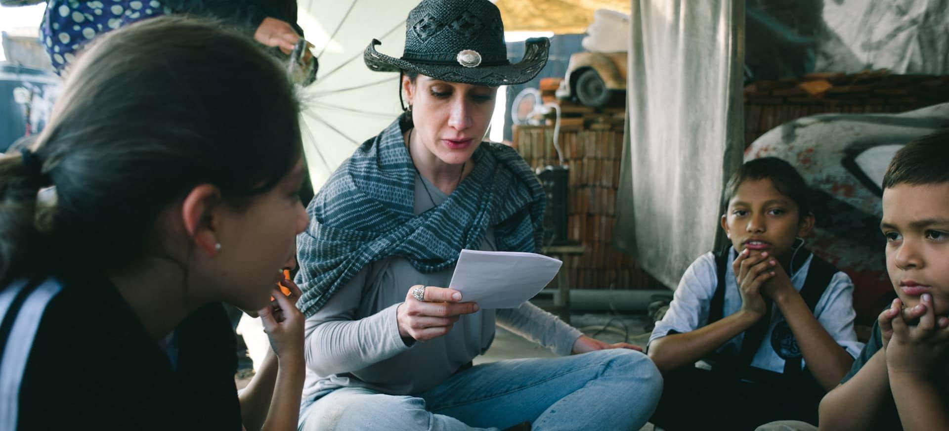 Entrevista con Issa López, directora de Vuelven