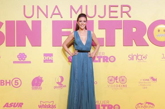 Fernanda Castillo es Una mujer sin filtro