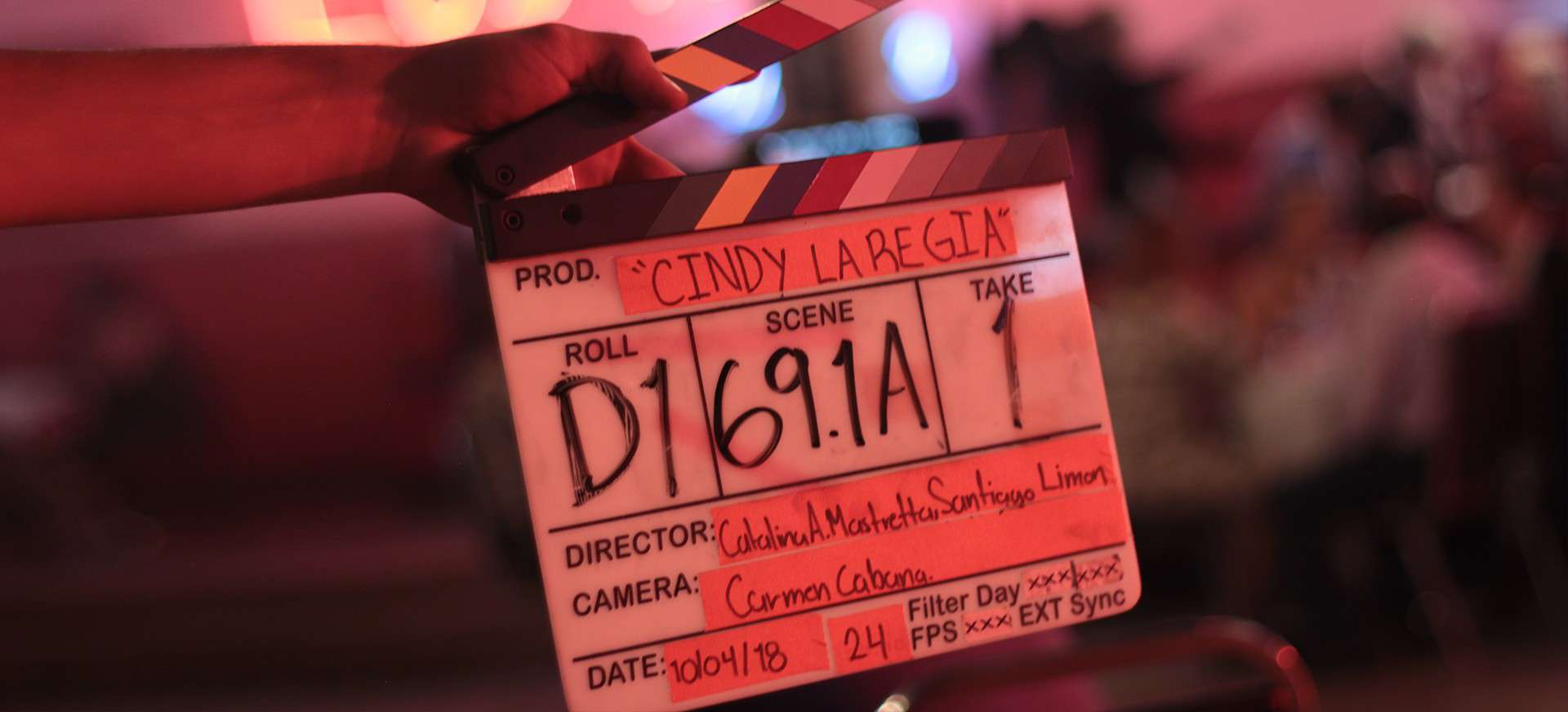 Cindy la Regia llega al cine