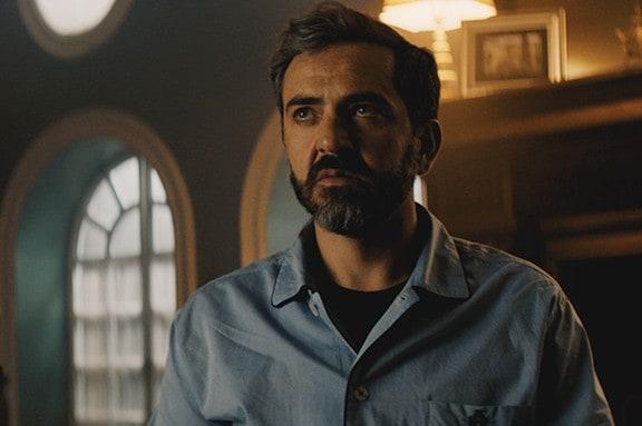"""Flavio Medina en la cinta de terror """"El Habitante"""""""