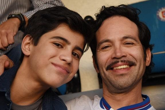 10 padres en el cine mexicano