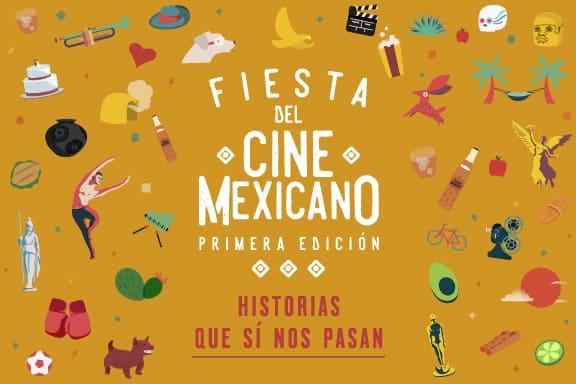 """Ya viene """"La fiesta del cine mexicano"""""""
