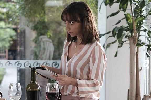 Natalia Téllez debuta en cine