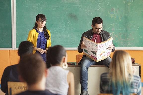 10 películas mexicanas con grandes profesores