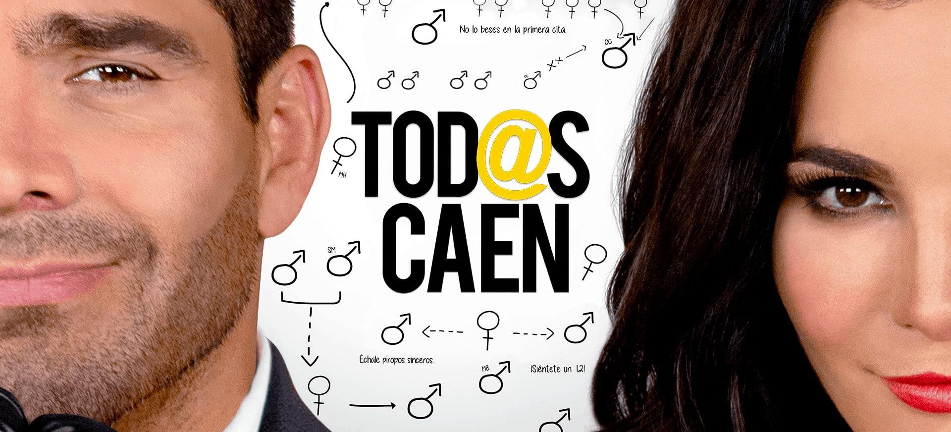 Tráiler y póster de Tod@s Caen