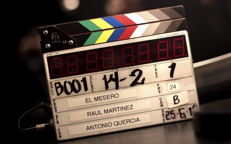Inicia la filmación de El mesero